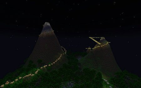 Map Sunken Parkour for Minecraft