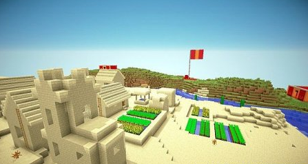 Map Capture The Flag for Minecraft
