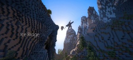 Map The Fallen Colossi Games for Minecraft