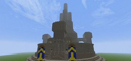 Mod The Fortress of Painsguard for Minecraft