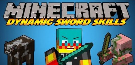 Dynamic Sword Skills Mod for Minecraft 1.7.2