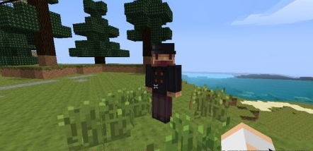 The Herobrine Mod for Minecraft 1.7.2