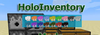 HoloInventory for Minecraft 1.7.2