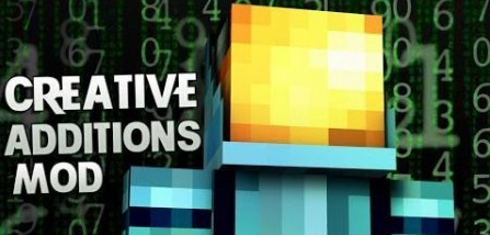 Creative Additions for Minecraft 1.7.2