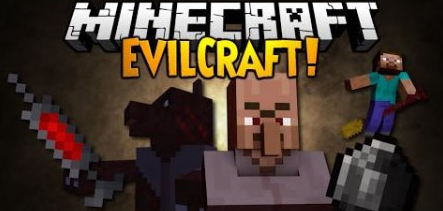 EvilCraft Mod for Minecraft 1.7.2