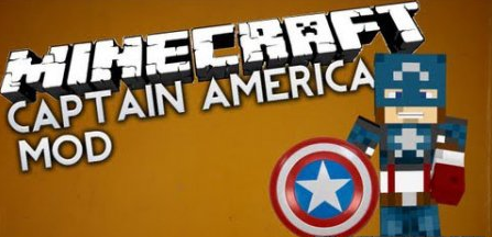 Captain America for Minecraft 1.7.2