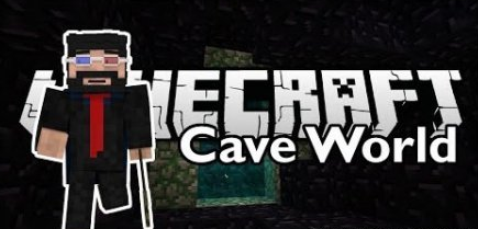 Caveworld Mod for Minecraft 1.7.2
