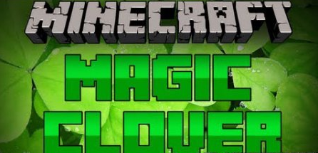 Magic Clover Mod for Minecraft 1.7.2