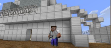 Animated Player for Minecraft 1.7.9