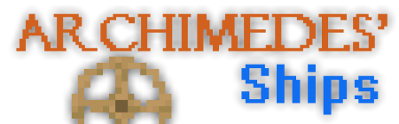 Archimedes Ships for Minecraft 1.7.2