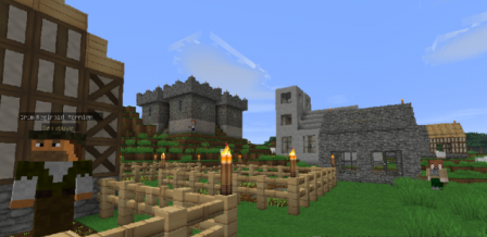 Millenaire Mod for Minecraft 1.7.2