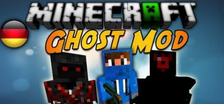 Ghost Mod for Minecraft 1.7.2