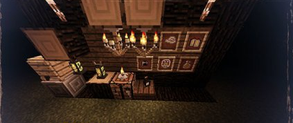 Lanterns and Flashlights Mod for Minecraft 1.7.2