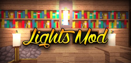 Lights Mod for Minecraft 1.7.2