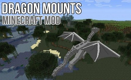 Dragon Mounts for Minecraft 1.7.5