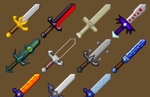 скачать мод More Swords - фото 9
