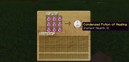 Condensed Potions for Minecraft 1.7.5