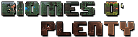 Biomes O' Plenty for Minecraft 1.7.5