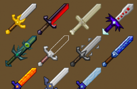 More Swords for Minecraft 1.7.5