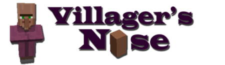 Villager's Nose for Minecraft 1.7.10