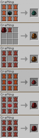 Backpacks for Minecraft 1.7.10